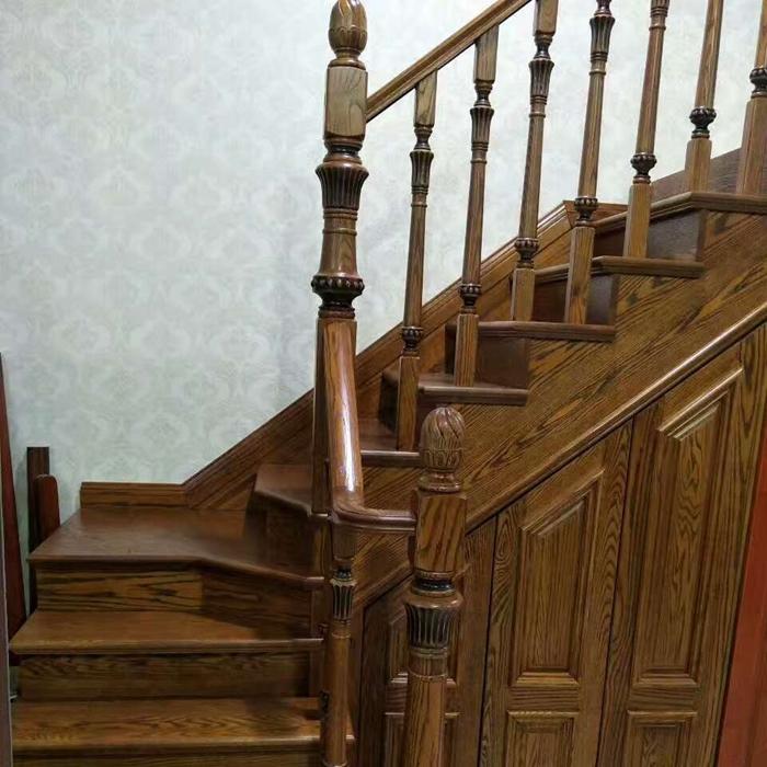 临沂实木楼梯